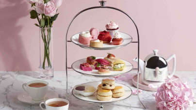 Fullerton Pink Afternoon Tea Supports Breast Cancer Awareness Month