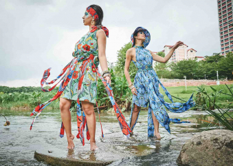 OliveAnkara Launches New Sustainable, Afro-Asian Fusion Collection