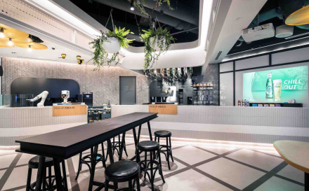 RATIO Singapore – Kopi To Cocktails Now Customised & Powered By AI