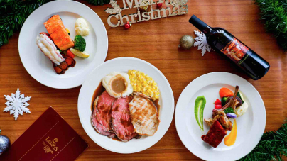 Lawry's The Prime Rib Singapore Christmas & New Year Feasts 2020