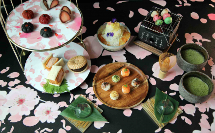 Janice Wong Geisha High Tea – Experience A Taste Of Japan