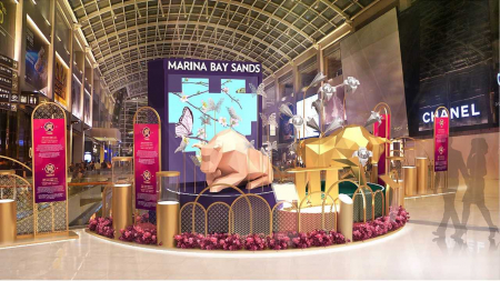 Marina Bay Sands CNY 2021 – Get 5-Fold Blessings In Year Of The Ox