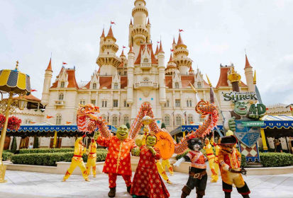 Usher In The Year Of Ox At Resorts World Sentosa CNY 2021