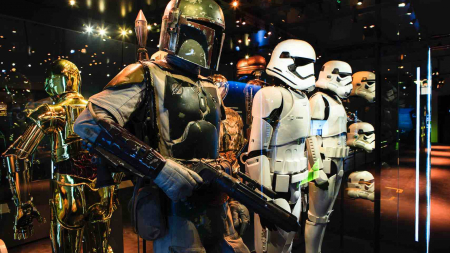 ArtScience Museum To Host STAR WARS Identities Exhibition Singapore