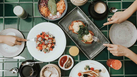 W Singapore Presents A Freshly Revitalised The Kitchen Table & Menu