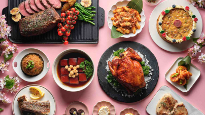 Charge Into The Year Of The Ox With Lime CNY 2021 Festive Feasts