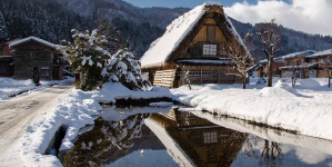 Explore Central Japan Region With Takayama-Hokuriku Area Tourist Pass