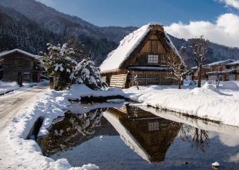 Explore Central Japan Region With Takayama-Hokuriku Area Tourist Pass