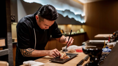 Fukui – New Omakase Concept Opens At Mohamed Sultan Road
