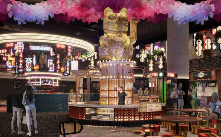Resorts World Las Vegas Famous Foods Street Eats By Zouk Group