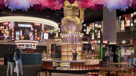Resorts World Las Vegas Famous Foods Street Eats By Zouk Group