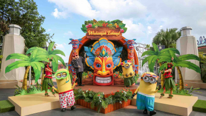 Resorts World Sentosa Frolic In The Tropics & Sea Of Tiki Beckons