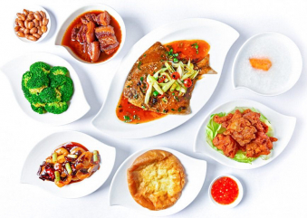 Goodwood Park Refreshes Taiwan Porridge A La Carte Buffet Singapore