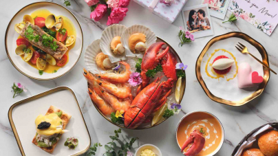 Singapore Marriott Tang Plaza Hotel Mother's Day Gifts Of Love 2021