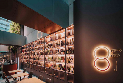 8 By Bottles & Bottles – Drink-in Concept Store At Changi Airport Terminal 3