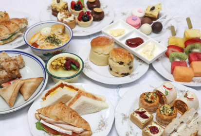 L'Espresso New Afternoon Tea Feature Classics With Local Favourites