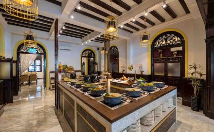 Permata Singapore Nusantara Buffet – 60 Dish Spread At Gedung Kuning
