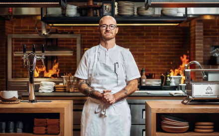 Casa Restaurant by Remy Lefebvre Contemporary Woodfire Gastronomy