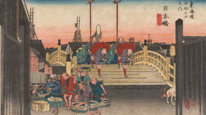 Life in Edo | Russel Wong in Kyoto Exhibition Now At ACM Singapore