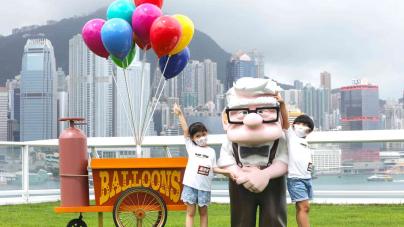 Harbour City Pixar Fest – Hong Kong's First With Disney & Pixar