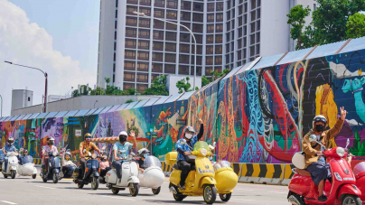 Hall of Fame @ Kampong Gelam Introduces Urban Arts Adventures