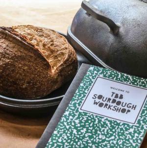 Tiong Bahru Bakery Sourdough Workshop: 1st Sourdough Dedicated Class